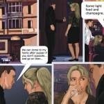 Burglar fucks a busty blonde : xxx comics - Messy Comics Wild group sex
